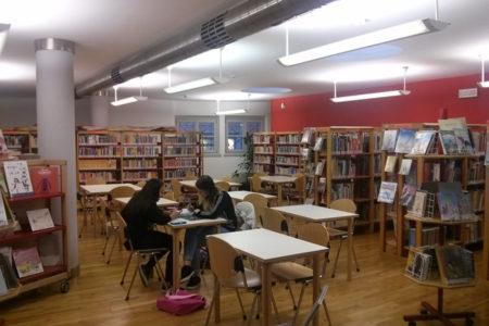 CHIUSA la biblioteca a Riva del Garda fino al 3 aprile