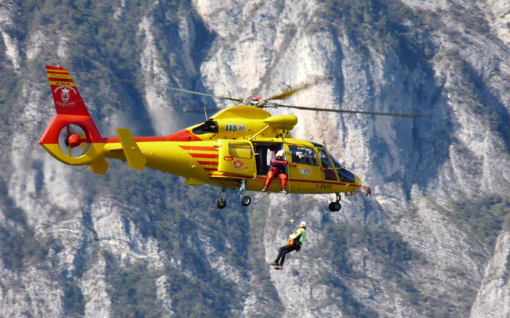 Elicottero-soccorso