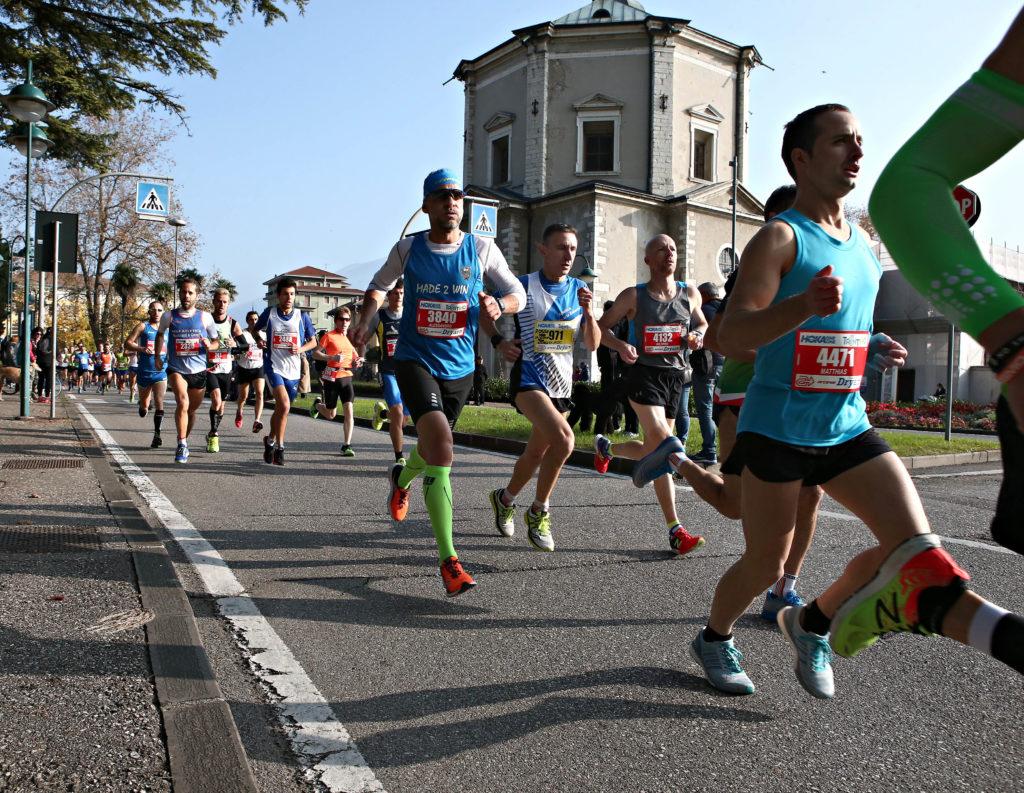 garda trentino half marathon 2017 Gruppo