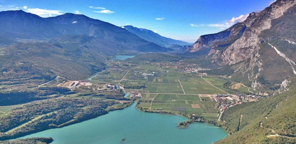 valle laghi cavedine
