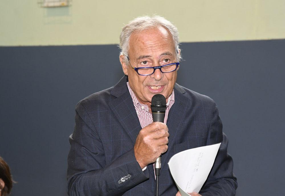 CARLO MODENA LASCIA LA PRESIDENZA DELLA VIRTUS ALTOGARDA ...