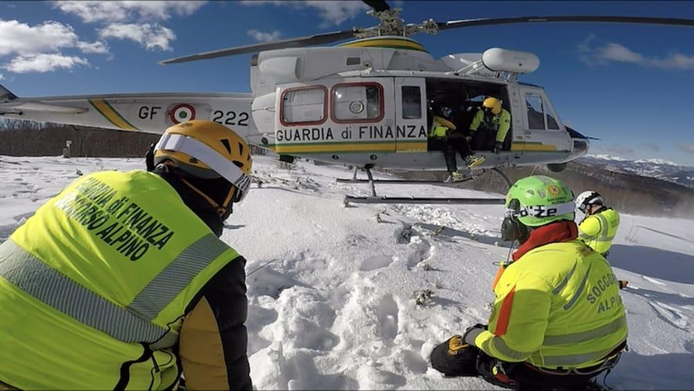soccorso alpino guardia di finanza 2