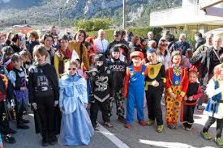 sabato 22 – Carnevale dei giovani Pietramurata