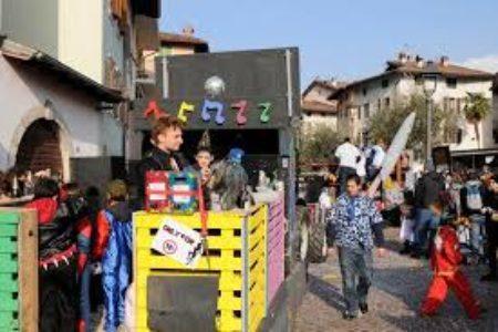 domenica 16 – Festa di Carnevale a Ceniga