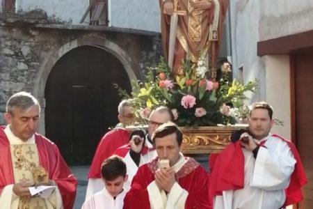 domenica 16 – festa patronale di San Valentino