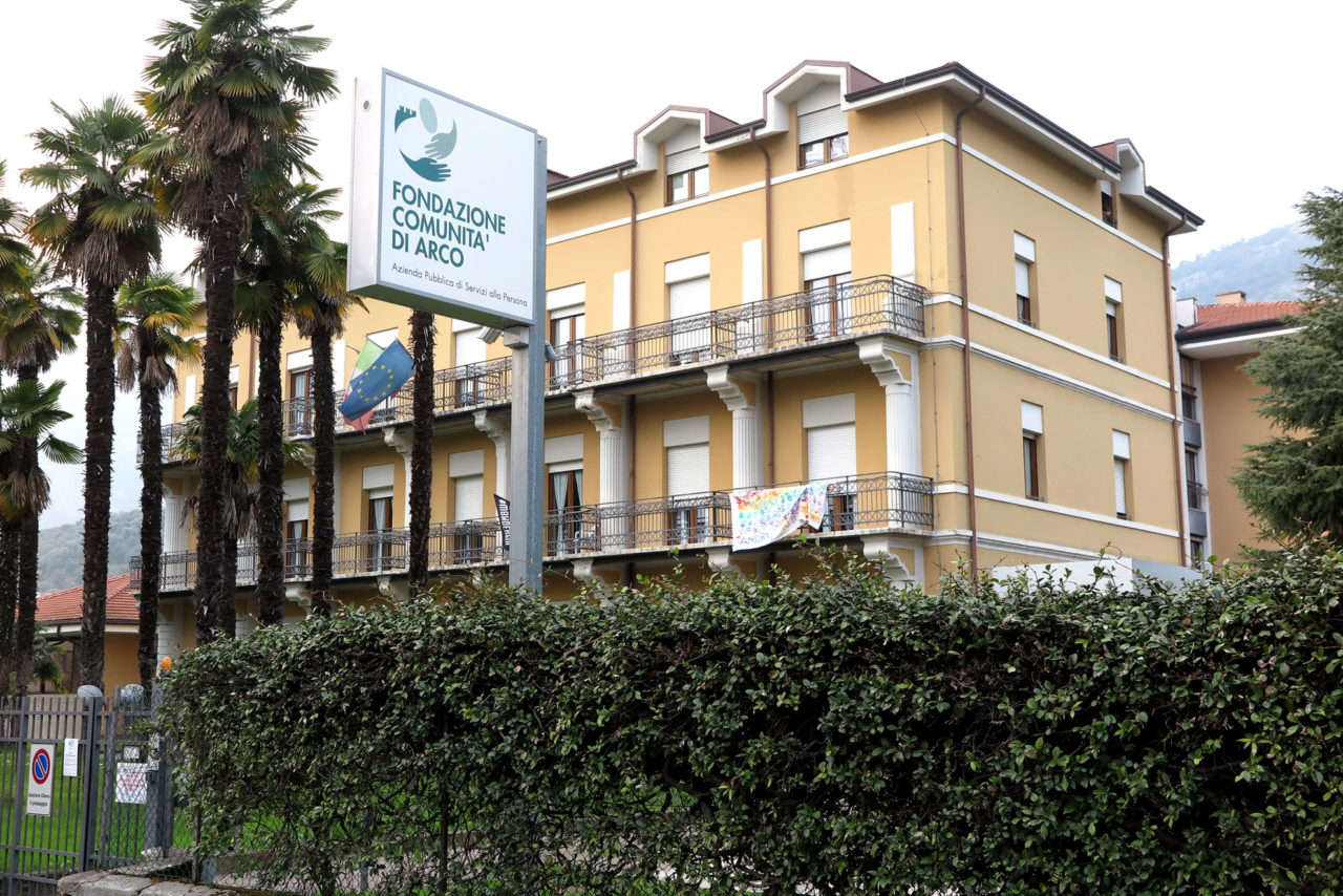 20200321IMG_8048 arco CASA DI RIPOSO FONDAZIONE COMUNITA' DI ARCO A.P.S.P.