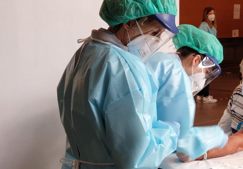 infermiera coronavirus