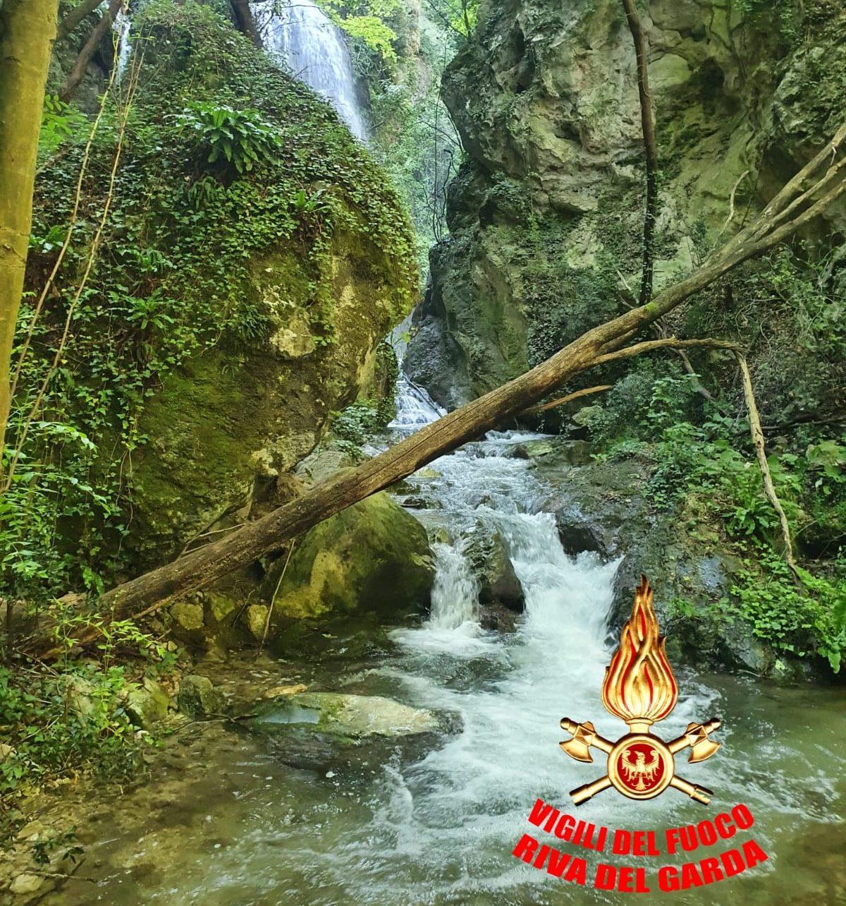 cascata ponale