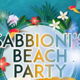 Sabbioni Beach Party - sabato 8