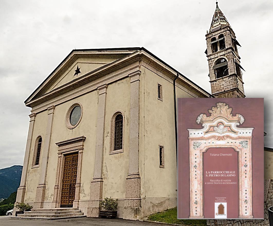 LASINO LIBRO chiesa