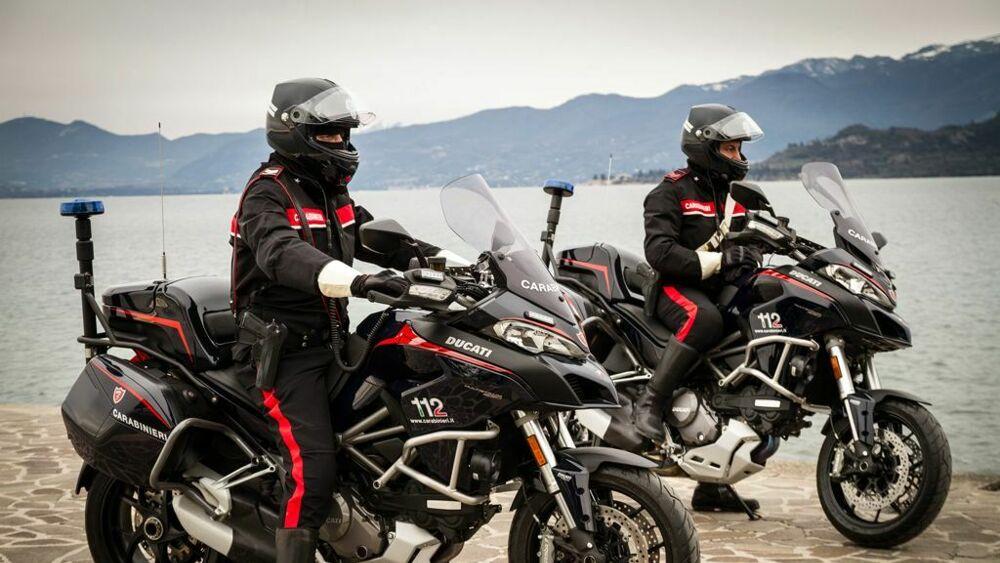 moto servizio motociclistico carabinieri verona 1-2