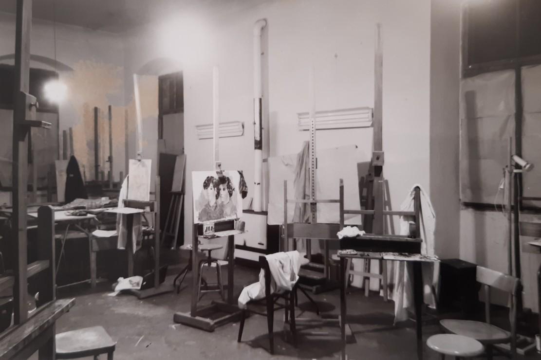 ARTI VISIVE laboratorio-pittura-palazzo-dei-panni