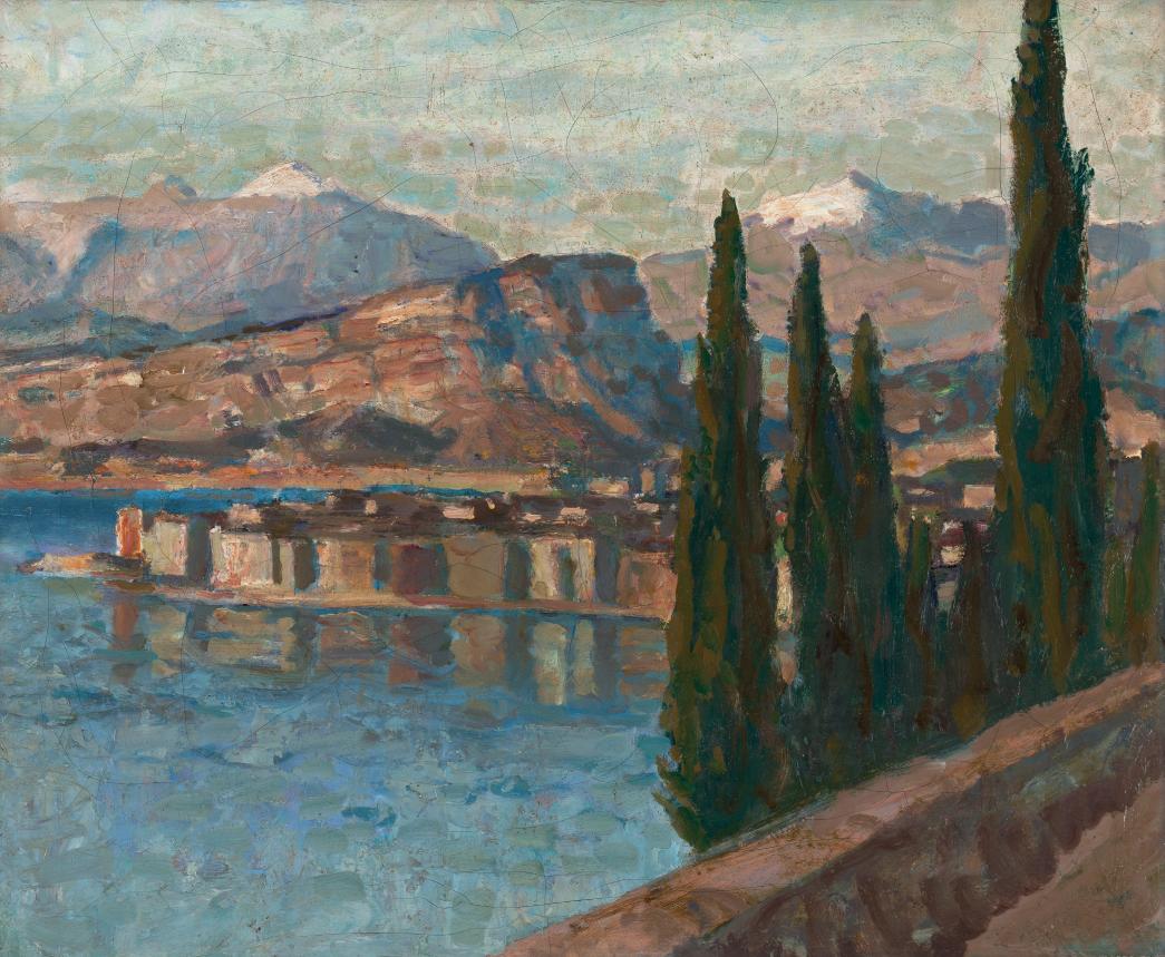 02. Hans Josef Weber-Tyrol, Torbole, 1935-1940