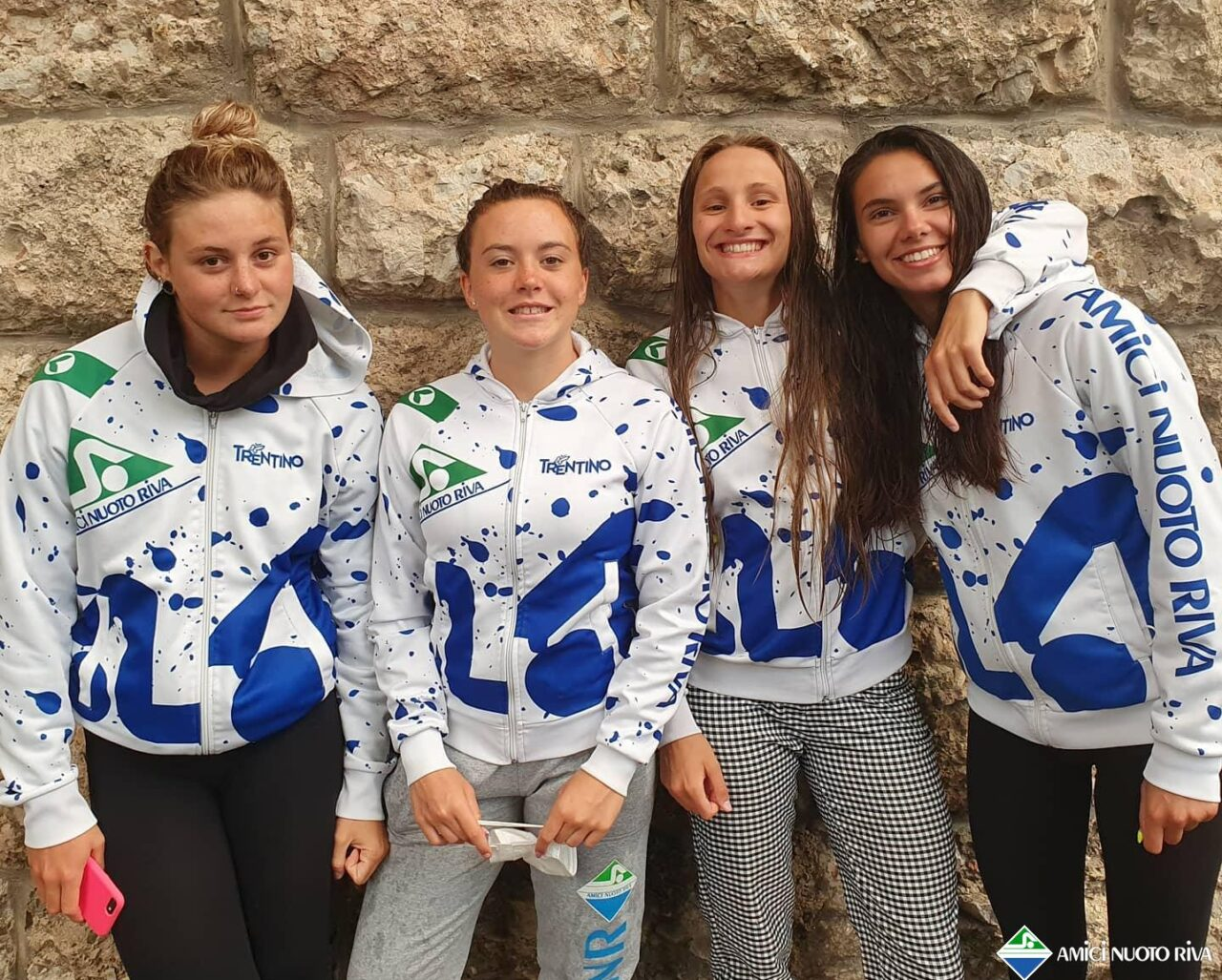 NUOTO RIVA 4x100-mista-bronzo-regionale-Giovanelli-Civettini-Turrini-Zanetti